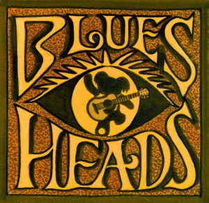Blues Heads Logo